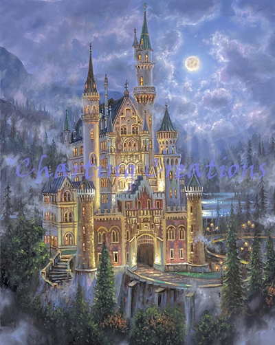 Moonlit Castle Kit