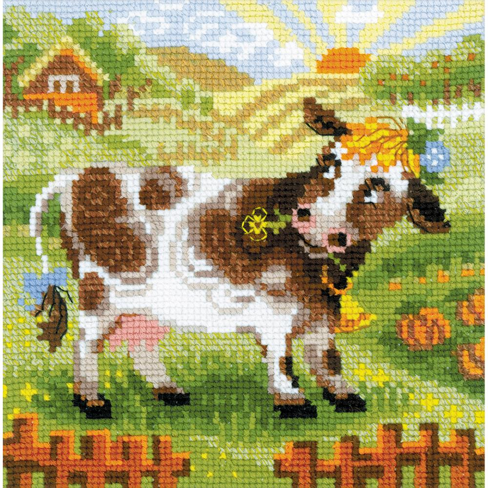 The Farm Little Cow (10 Count)