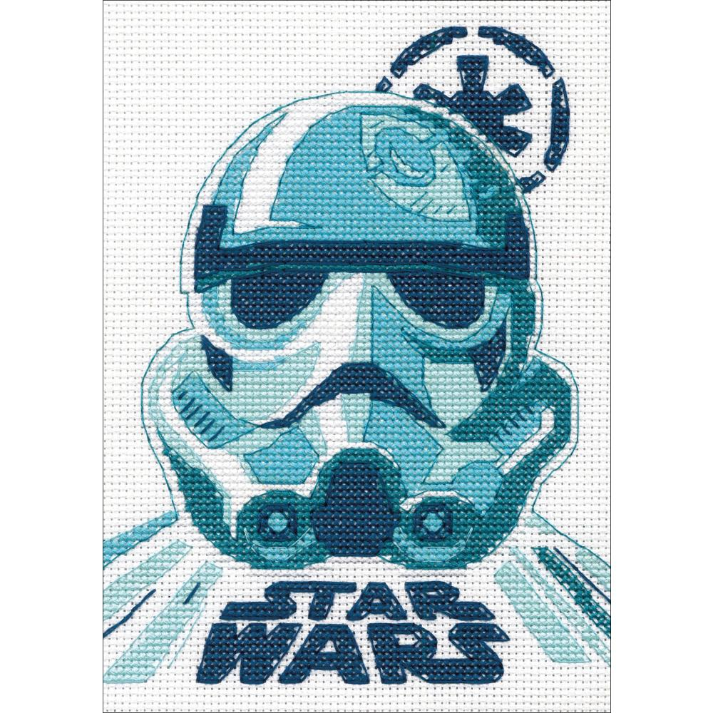Stormtrooper Counted Cross Stitch Kit