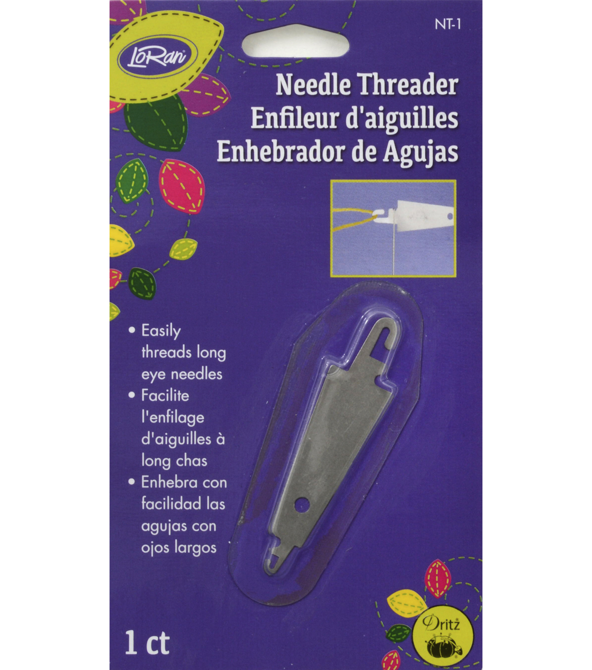 LoRan Needle Threader