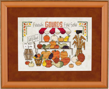 Gourds And More Gourds