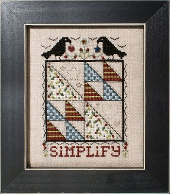 Quilted With Love 2 - Simplify