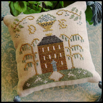Little House ABC Samplers 2 -Little House DE