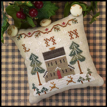 Little House ABC Samplers 5 -Little House LMN