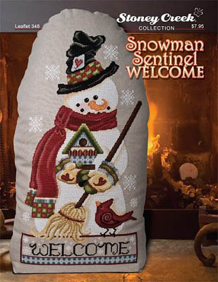 Snowman Sentinel Welcome