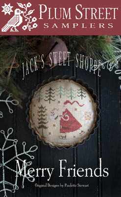 Jacks Sweet Shoppe - Merry Friends