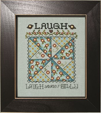 Laugh - Quilted With Love
