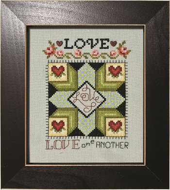 Love - Quilted With Love