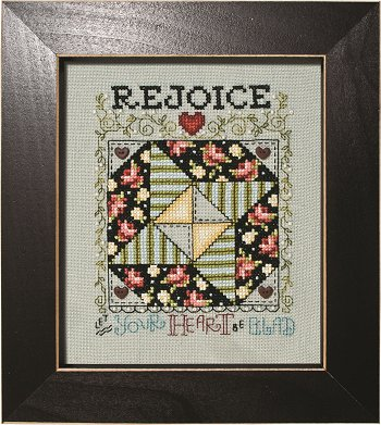 Rejoice - Quilted With Love