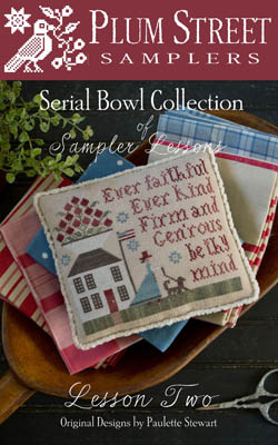 Sampler Lesson Two
