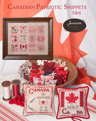 Canadian Patriotic Snippets -5 & 6