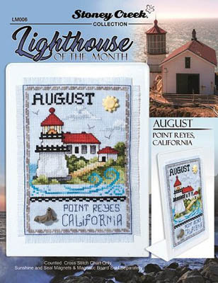 Lighthouse Of The Month - August