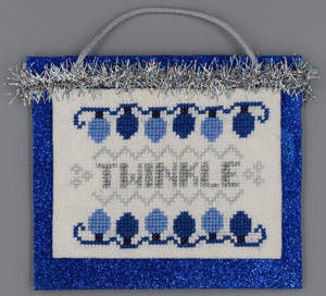 Twinkle (Blue & Silver Christmas)