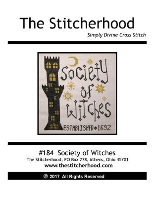 Society Of Witches - Click Image to Close