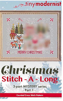Christmas Stitch A Long - Part 1