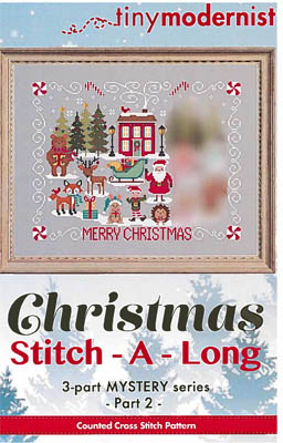 Christmas Stitch A Long - Part 2