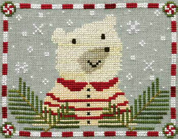 Peppermint Polar Bear