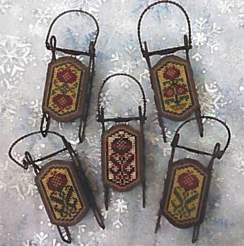 Pomegranate Sleds