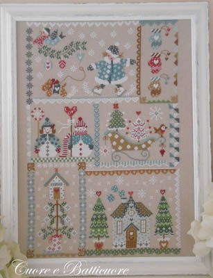 Winter In Quilt