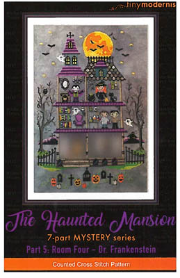 Haunted Mansion - Part 5