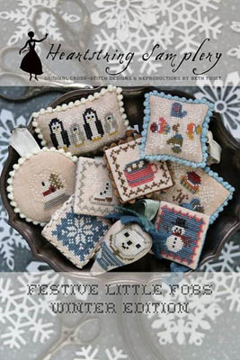 Festive Little Fobs 11 - Winter Edition