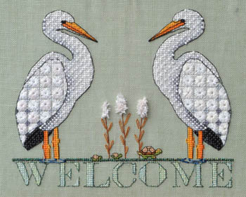 Stork Welcome