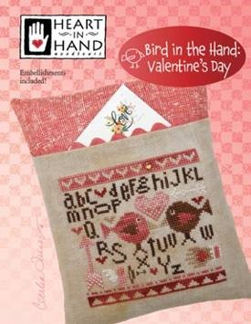 Bird In The Hand - Valentine's Day (w/embellishments)
