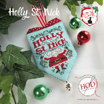 Holly St. Nick - Secret Santa 1