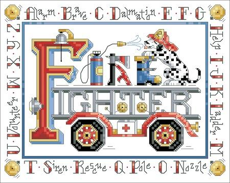 ABC's Of Fire Fighters
