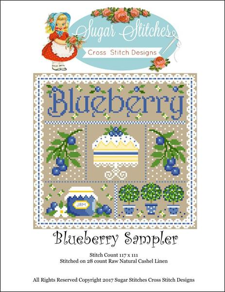 Blueberry Sampler