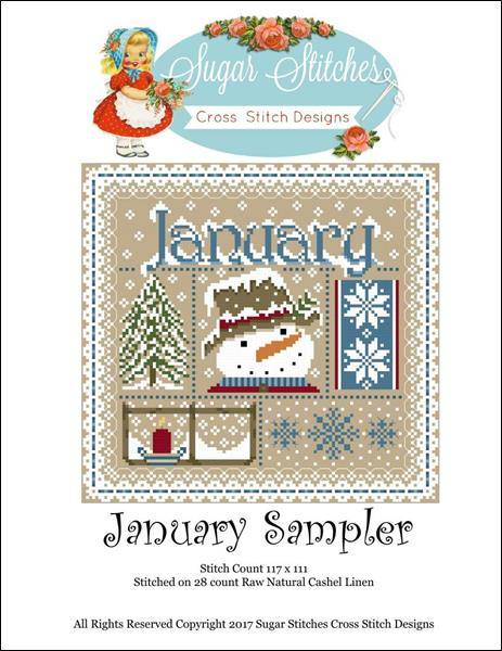 January Monthly Sampler