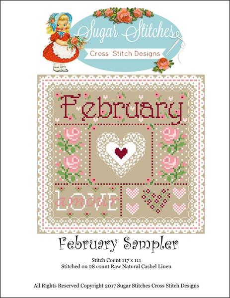 February Monthly Sampler