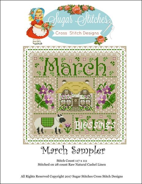 March Monthly Sampler