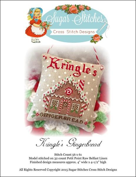 Kringle's Gingerbread