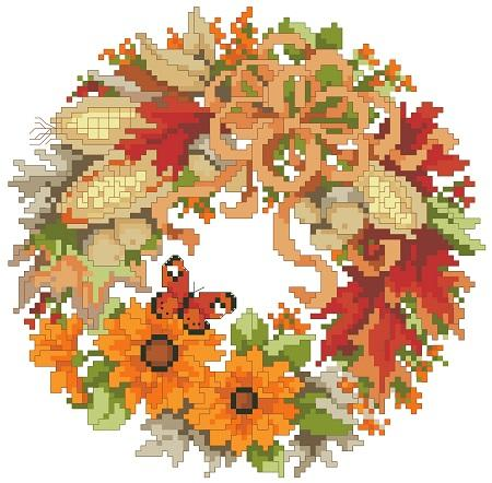 A Wreath For Fall