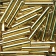92011 Victorian Gold Large Bugle Beads