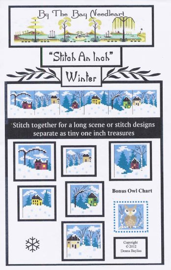 Stitch An Inch Winter