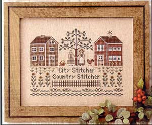 City Stitcher, Country Stitcher