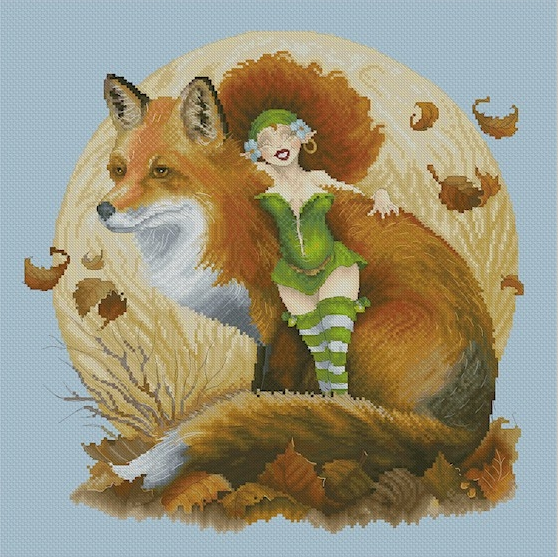 Fairy And Fox