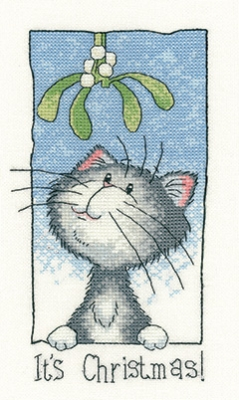It's Christmas - Cats Rule By Peter Underhill