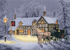 Christmas Inn - John Clayton Collection