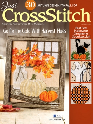Just Cross-Stitch September/October 2016