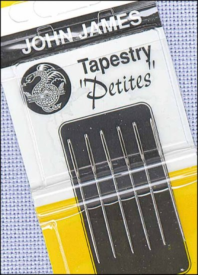 John James Tapestry Needles - Size 26 Petites