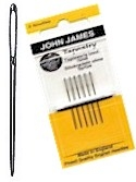 John James Tapestry Needles - Size 22 (6/pack)