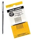 John James Tapestry Needles - Size 26 (6/pack)