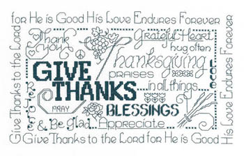 Lets Be Thankful