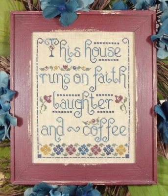 Faith, Laughter & Coffee