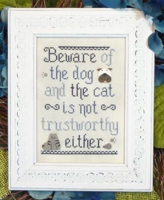 Beware of Dog (and Cat!)
