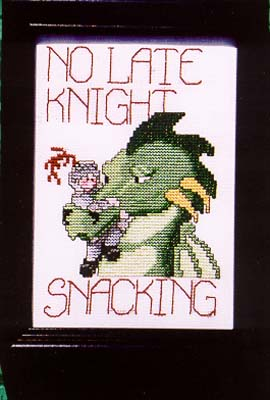 No Late Knight Snacking