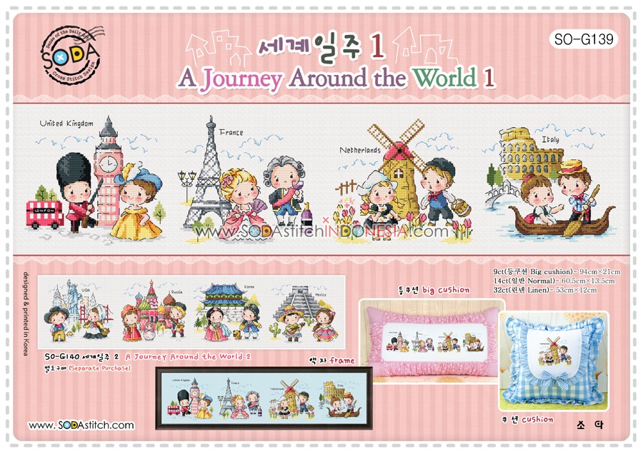 A Journey Around The World 1